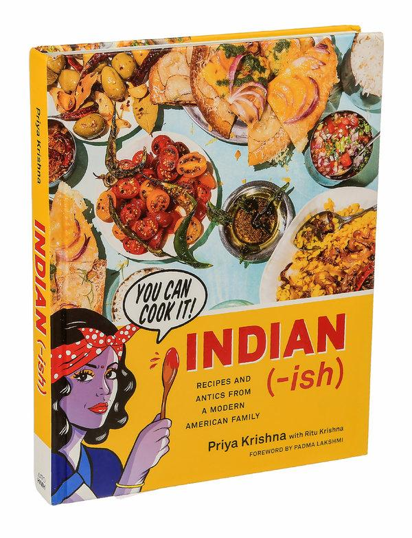 Indian-ish book cover