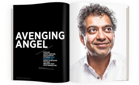 Avenging Angel Dartmouth Alumni Magazine
