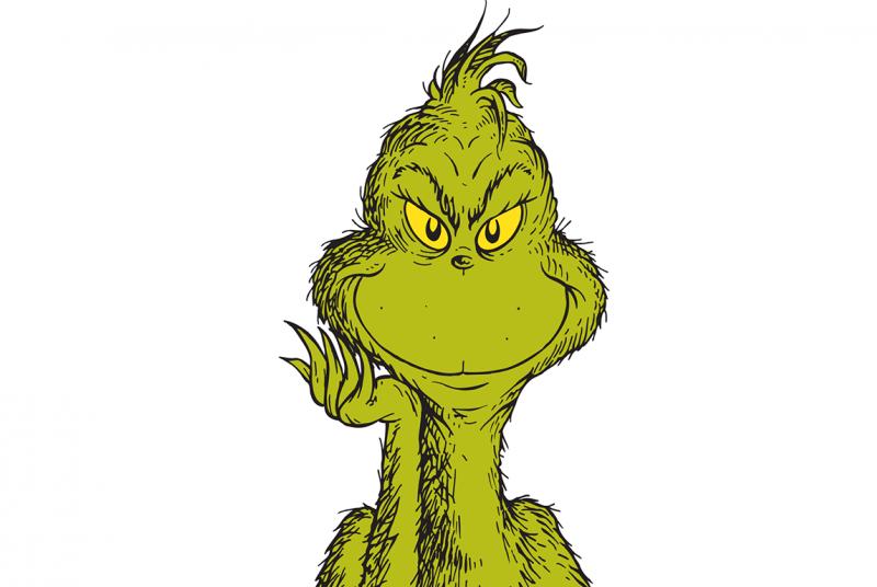 You're a Green One, Mr. Grinch | Dartmouth Alumni Magazine