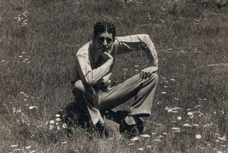 Ralph Steiner self portrait