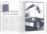 The Lady and the Truckers