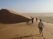 Namibia (Alisa White '17, Environmental Studies FSP, Southern Africa)